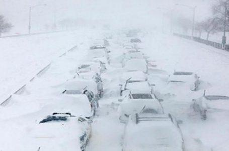 Badai Salju Kembali Landa Negeri Paman Sam