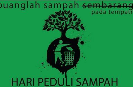 Pencanganan Hari Peduli Sampah 2014 untuk Indonesia Bersih