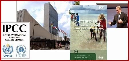 IPCC: Perubahan Iklim 2014, Dampak-Adaptasi-Kerentanan