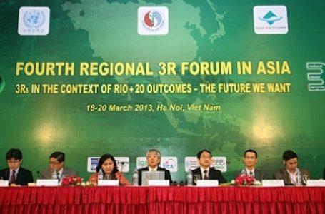 Forum 3R se-Asia Pacific Hasilkan Banyak Kesepakatan