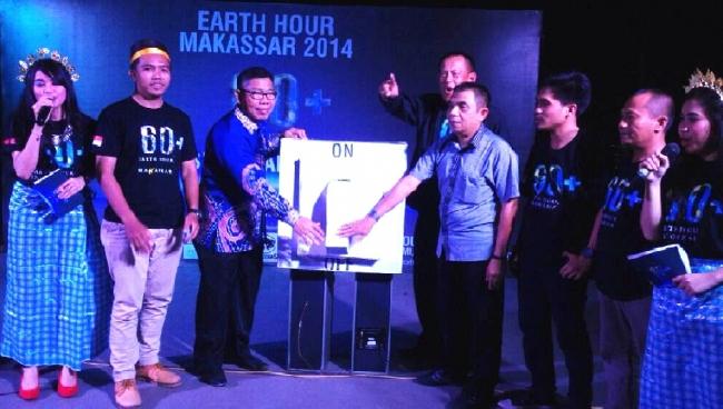 Langkah Kecil untuk Perubahan Besar ( Earth Hour Makassar )