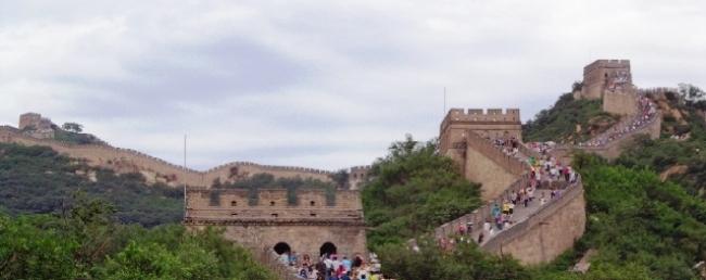 Zona Khusus Grafiti di Tembok Besar China