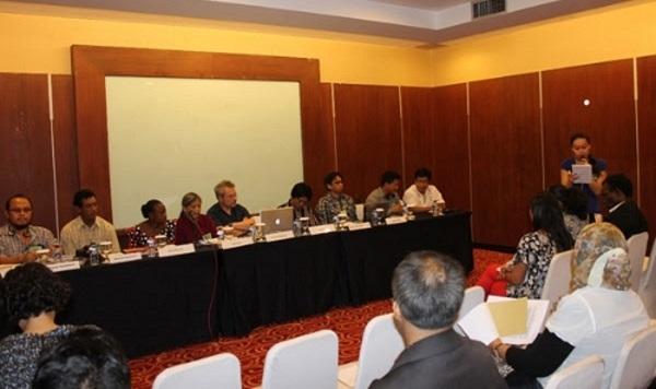 Pertemuan Internasional Masyarakat Adat dan LSM Rumuskan Strategi Atasi Deforestasi