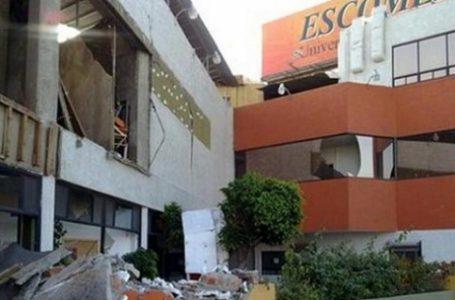 Gempa Berkekuatan 7.2 SR Getarkan Meksiko