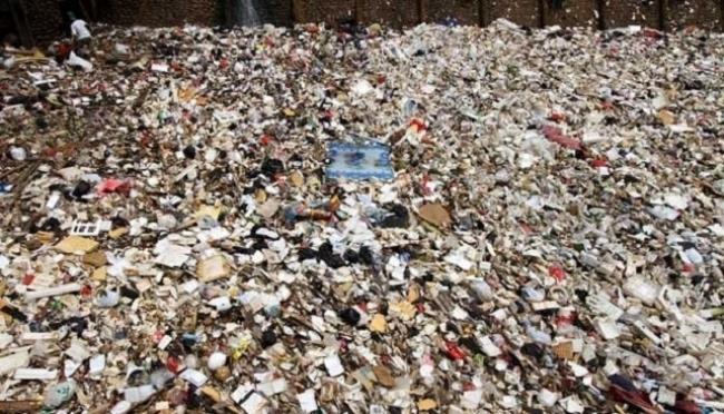 Sebanyak 130.000 ton Sampah perhari Diproduksi oleh Indonesia