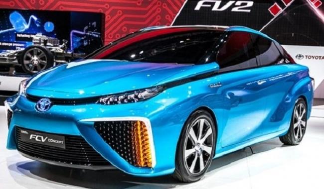 """Toyota Buat Gebrakan Baru Dengan Produk Prototipe """"Nol"""" Emisi"""