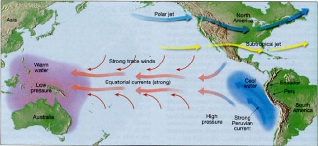 Australia Peringatkan Fenomena El Nino akan Melanda Indonesia