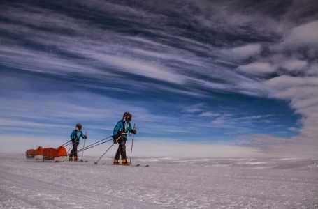 Parker Liautaud, Jelajahi Kutub Sebagai Kampanye Perubahan Iklim