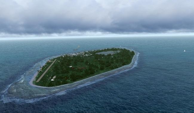 Efek Pemanasan Global, Negara Tuvalu Terancam Hilang