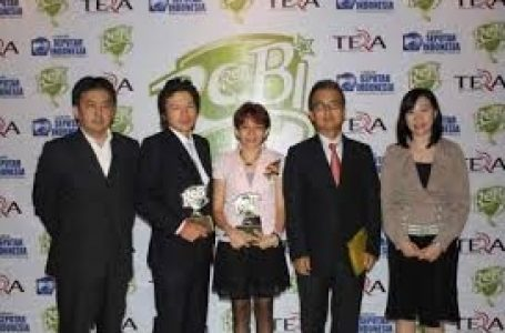 PT. Sharp Electronics Indonesia Raih IGA 2014