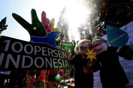 Greenpeace Ajak Masyarakat Indonesia Memilih Capres Pro Lingkungan