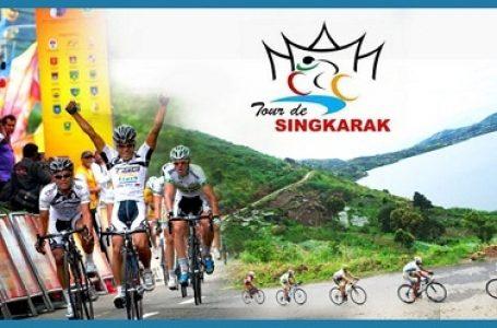Satu Miliar Pohon untuk Indonesia Melalui Tour de Singkarak 2014