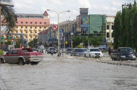 Dana Pengendalian Banjir Pemkot Samarinda 2015 Tembus Rp 500 M
