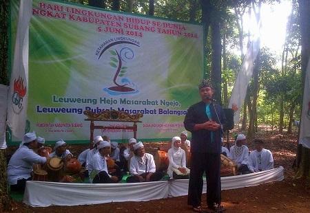 Pemkab Subang Terapkan Regulasi Batasan Penebangan Pohon