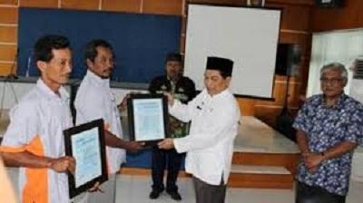 Gapoktan Tanjung Sehati Kini Bersertifikat RSPO