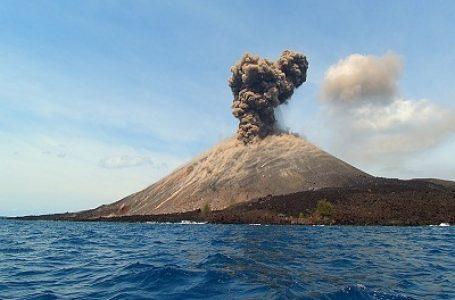 Anak Gunung Krakatau Sebagai Salah Satu Laboratorium Alam Dunia