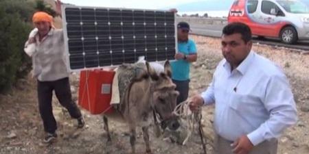 Petani Turki Ciptakan Terobosan Demi Peroleh Informasi Melalui Gadget