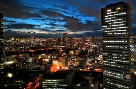 Gempa dengan kekuatan Raksasa diprediksi akan menghantam Osaka Pertengahan Agustus 2014