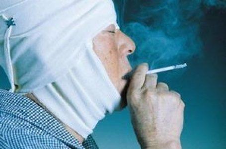 Sembuh dari Kanker, Para Pecandu Tak Kapok Merokok