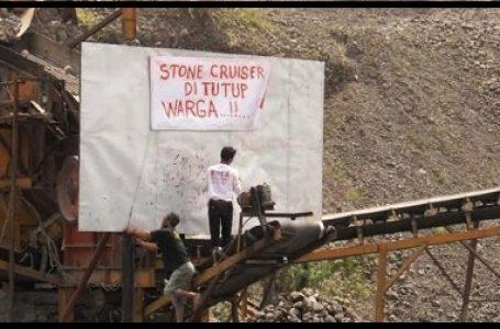 Perusahaan PT.Hafa Kehilangan Mesin Pemecah Batu Akibat Disegel