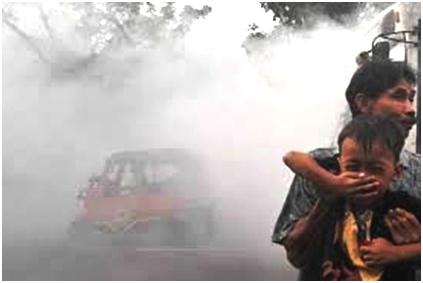 Udara Bersih dan Segar Mahal untuk Anak Cucu Bangsa