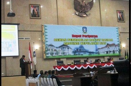 Kep. Riau Berhasil Tetapkan Perda Lingkungan Hidup