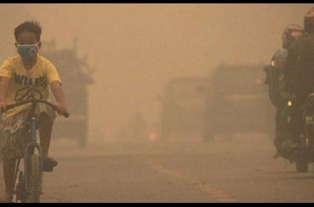 Pemerintah RI Ratifikasi UU Kabut Asap Lintas Negara