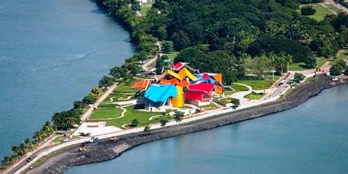 Museum Biodiversitas (BioMuseo) di Panama Resmi Dibuka