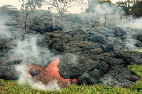 Lava Gunung Kilauea Hawai Berbalik Serang Rumah Warga