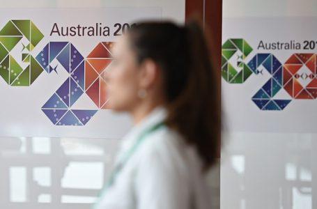 KTT G20 Didesak Bahas Isu Perubahan Iklim