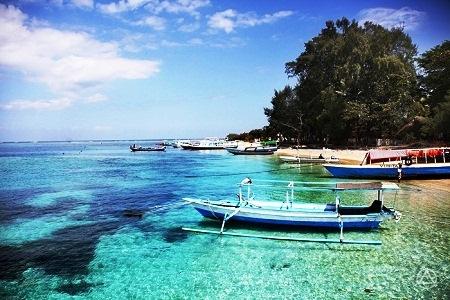 Surga yang Tersembunyi di Pulau Gili Air