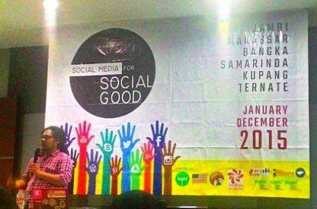 KOPHI dan Kedubes Amerika Selenggarakan Workshop Social Media For Social Good