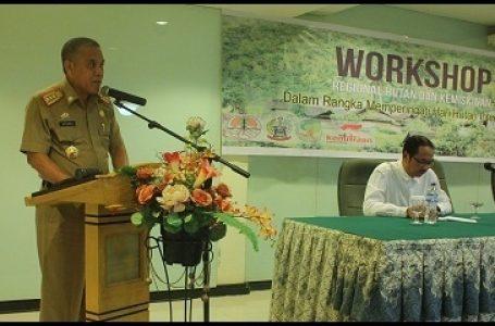 SCF Gelar Workshop Regional 'Hutan dan Kemiskinan'