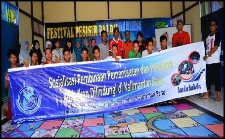Masyarakat Paloh Gelar Festival Pesisir 2015