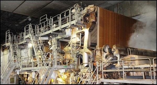 RAPP Bangun Pabrik Kertas Dengan Teknologi Ramah Lingkungan