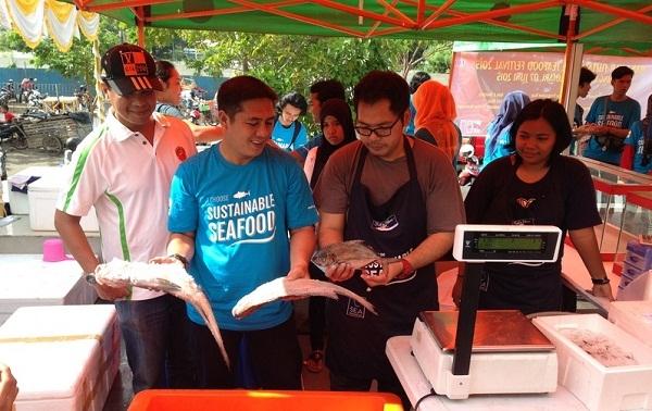 """Makassar Gelar """"Sustainable Seafood Festival"""""""