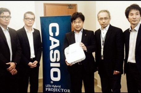 Casio Hadirkan Proyektor Ramah Liungkungan