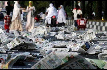 Wali Kota Makassar Pastikan Makassar Bebas Sampah Pasca Lebaran