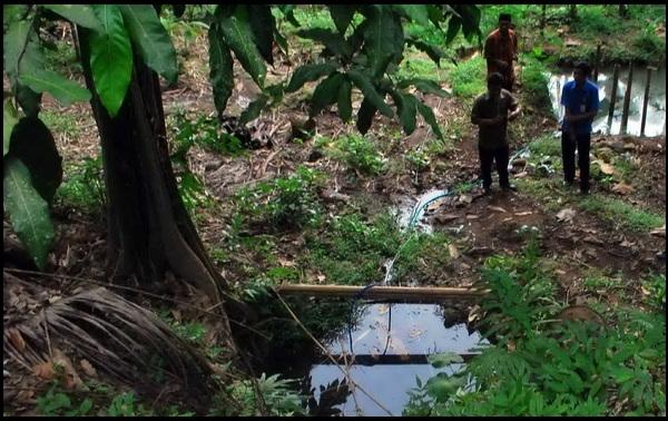 18 Desa di Bruno Alokasikan APBDes Untuk Konservasi Mata Air