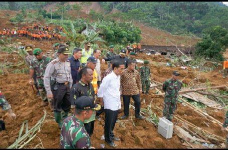 BPBD Banjarnegara Umumkan 13 Kecamatan Rawan Longsor
