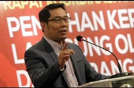 Ridwan Kamil Tantang Intelektual Muda Membuat Beton Penyerap Air