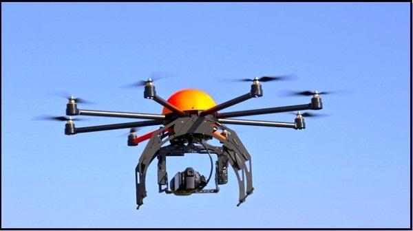 Hasil Rekaman Drone Tunjukkan Bom Karbon Indonesia Meletus
