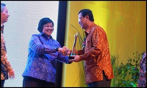 KLHK Beri 12 Perusahaan Penghargaan Paling Hijau