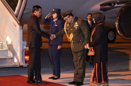 Presiden Jokowi Tiba di Paris Untuk Hadiri Pertemuan Cop 21