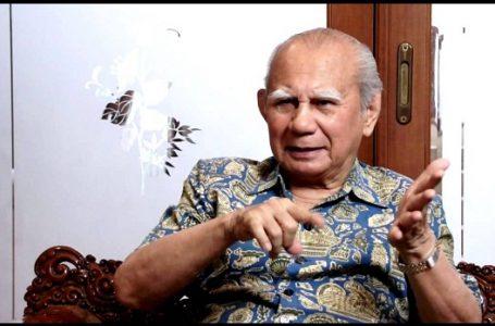 Budayakan Transparansi Pengelolaan Industri, Emil Salim: Jangan Main Gelap-Gelap