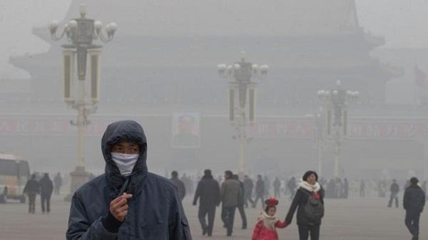 Di Tiongkok, Udara Bersih Mulai Diperdagangkan