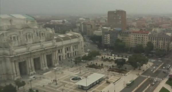Polusi Udara Meningkat, Pemerintah Milan Keluarkan Larangan Berkendara