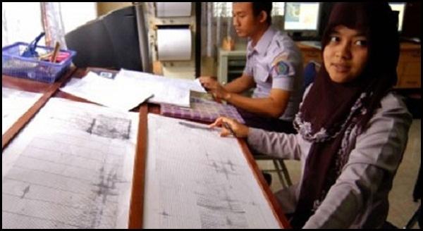BMKG: Sepanjang 2015 Indonesia Terguncang Gempa Sebanyak 4.394 Kali