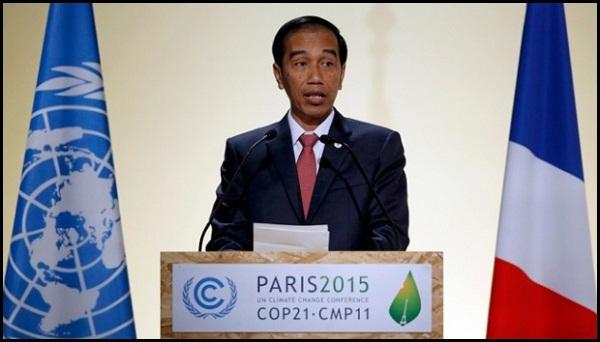 Jokowi Komitmen Tingkatkan Penggunaan Energi Terbarukan 3x Lipat pada 2025