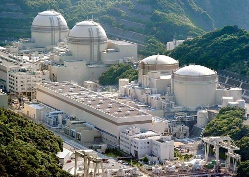 34 Liter Air Terkontaminasi Radioaktif Di Reaktor Nuklir Kansai Jepang